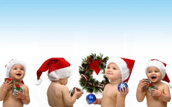 Первый новый год малыша: о чем следует помнить3