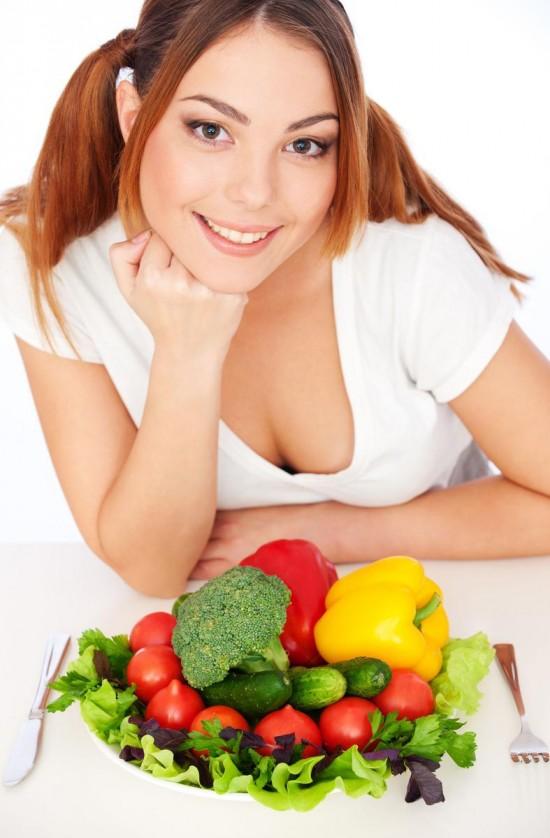 Правильное питание – одно из слагаемых женского здоровья3