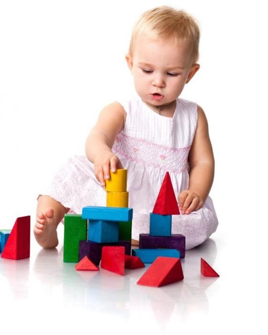 Роль игрушек в развитии ребенка
