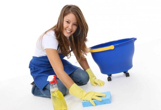 Чем отмыть детскую комнату после ремонта3