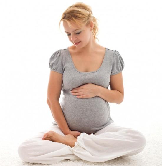 Гимнастика для беременных4
