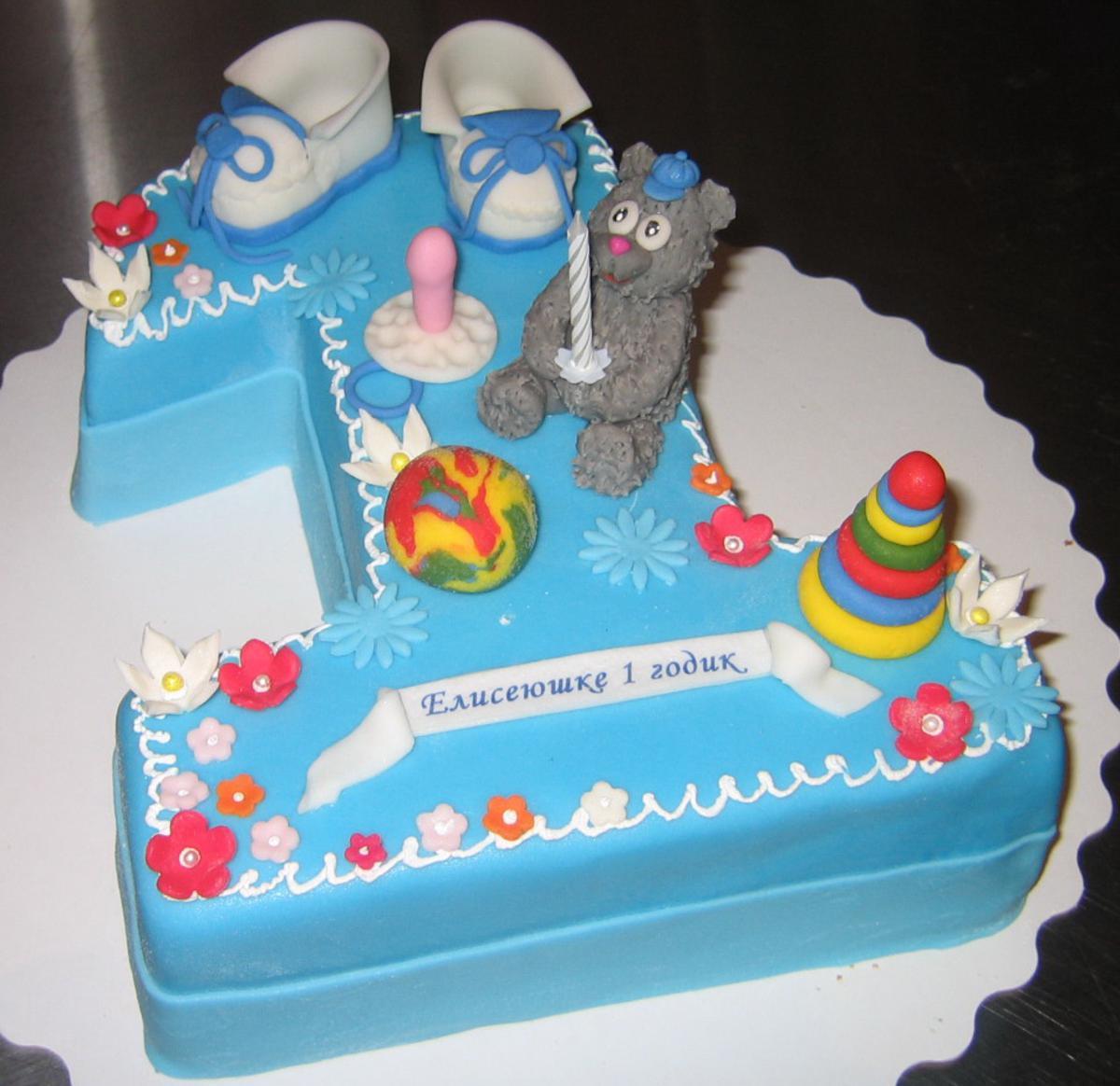 У нас вы можете выбрать торты на заказ на 1 годик для вашего малыша. вкусные рецепты выпечка и десерты.