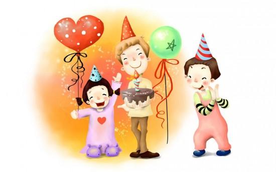 Как отметить день рождения ребенка3
