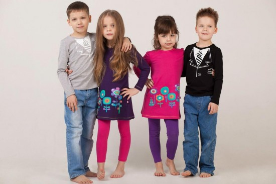 Лучшая ткань для детской одежды.4