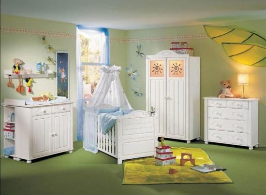 Микроклимат в помещении для новорожденных