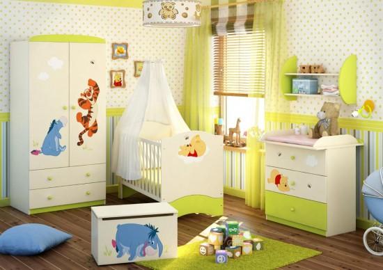 Микроклимат в помещении для новорожденных4
