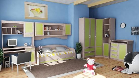 Подготовка квартиры к прибавлению в семействе.3