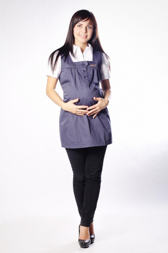 Правильная одежда для беременных