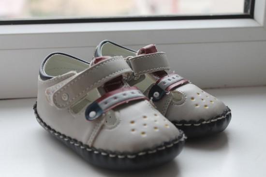 Правильный подбор детской обуви4