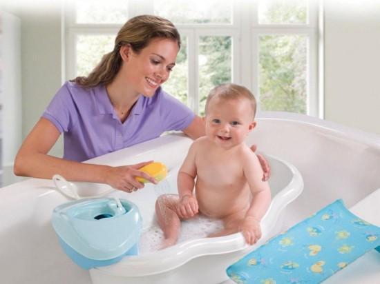 Самые основные правила купания ребенка.2