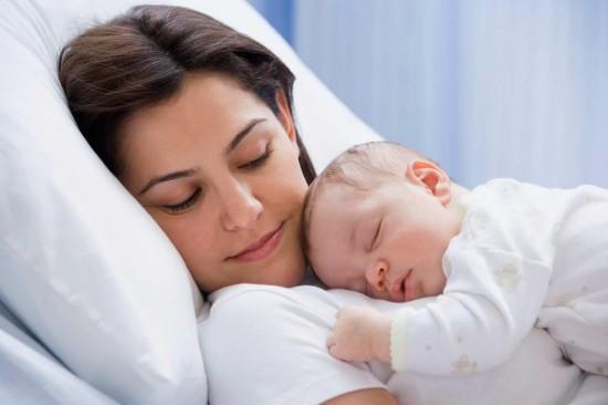 Связь ребенка и матери