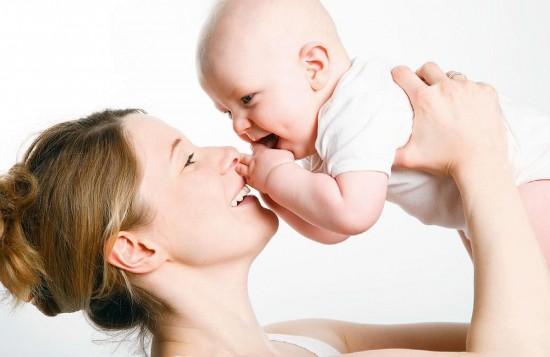 Связь ребенка и матери4