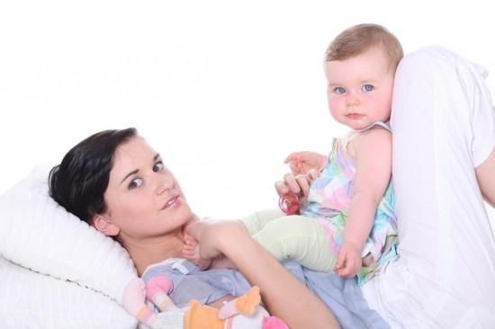 Связь ребенка и матери5