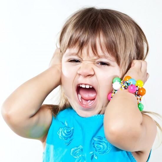 Как прекратить капризы ребёнка