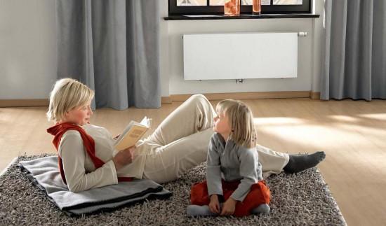 Теплый дом – залог здоровья матери и ребенка2.