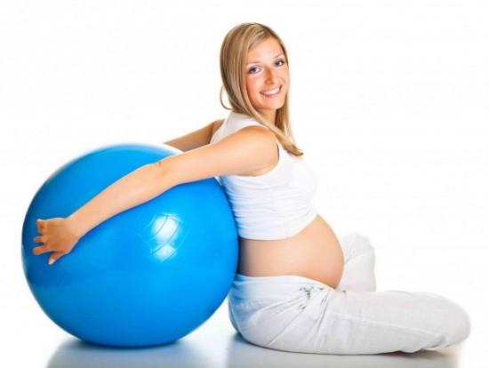 Физкультура во время беременности