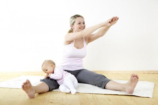 Физкультура во время беременности2