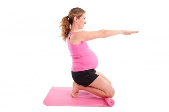 Физкультура во время беременности3
