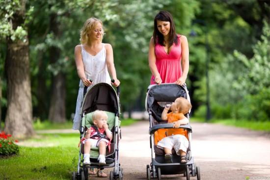 Как одеть новорождённого на летнюю прогулку2