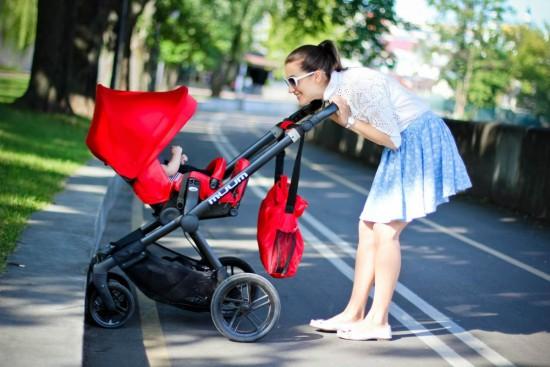 Как одеть новорождённого на летнюю прогулку3