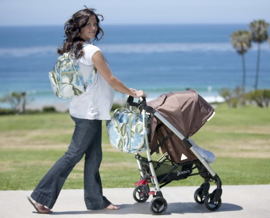 Как одеть новорождённого на летнюю прогулку4