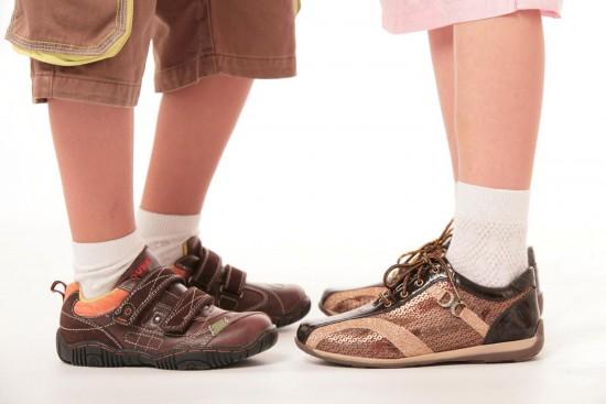 Как правильно выбирать обувь для детей2