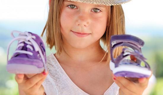 Как правильно выбирать обувь для детей5