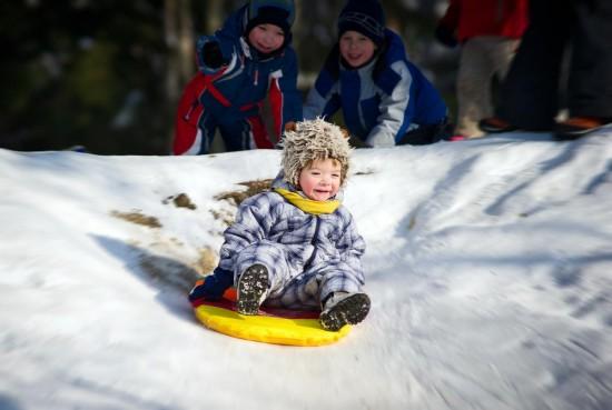 Подвижные игры – замечательный способ времяпровождения с детьми зимой4