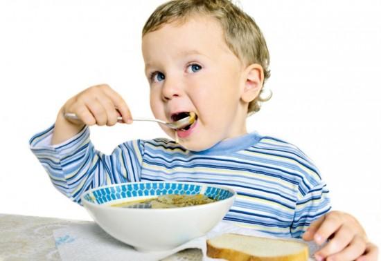 Полноценное питание для ребенка2
