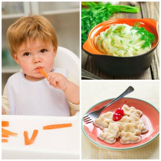 Полноценное питание для ребенка3