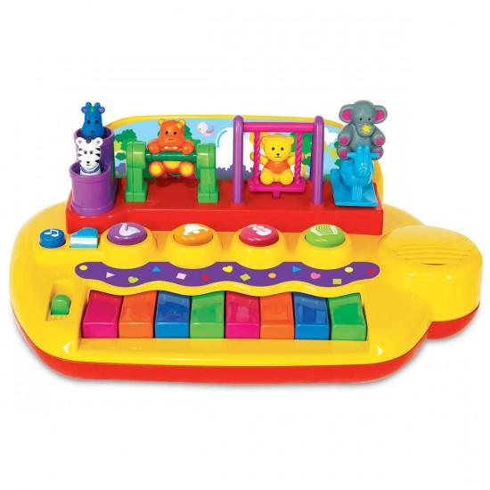 Игрушки и развитие воображения у детей.2