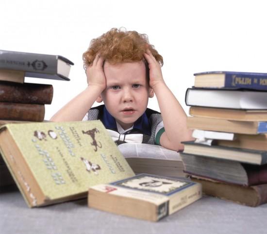 Как заставить ребенка учить уроки?2