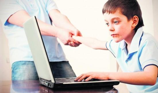 Как отбить интерес ребенка к компьютеру?2