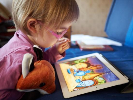 Малыш и современные технологии Новые исследования американских ученых3
