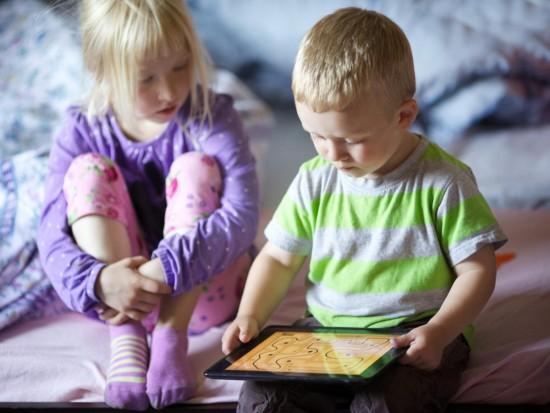 Малыш и современные технологии Новые исследования американских ученых4