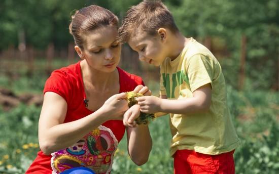 Отношения матери и ребенка2
