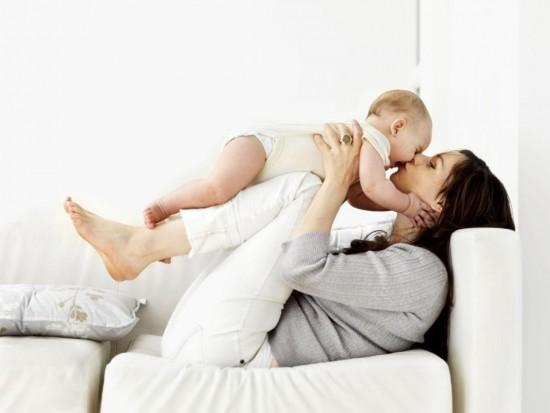 Отношения матери и ребенка5