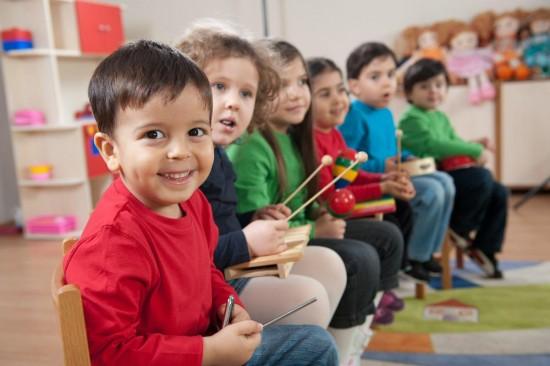 Детская мебель в дошкольных учреждениях2