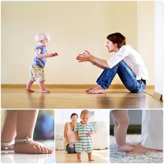 Первые шаги малыша4