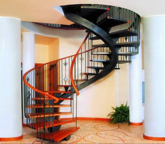 Лестницы для дома, где есть ребенок2