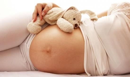 Три триместра беременности2