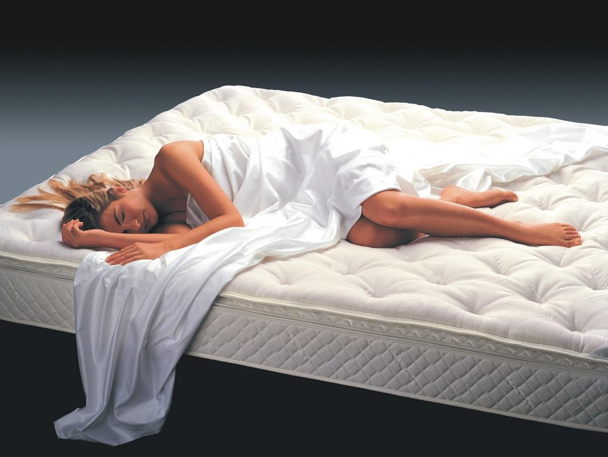 Комфортный сон: выбираем матрас правильно.